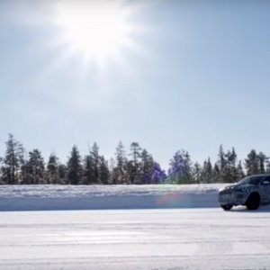 Jaguar E PACE All Weather Testing
